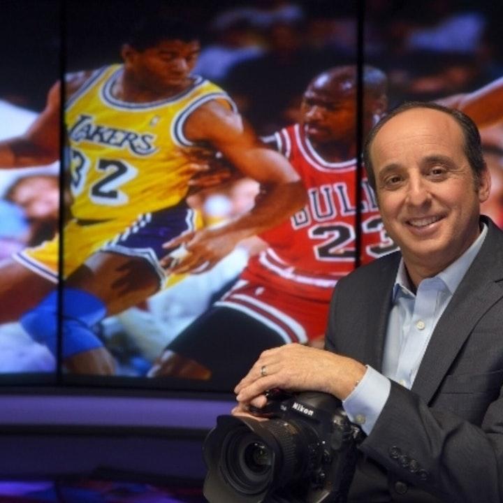 Andrew Bernstein: Senior NBA Photographer - AIR077