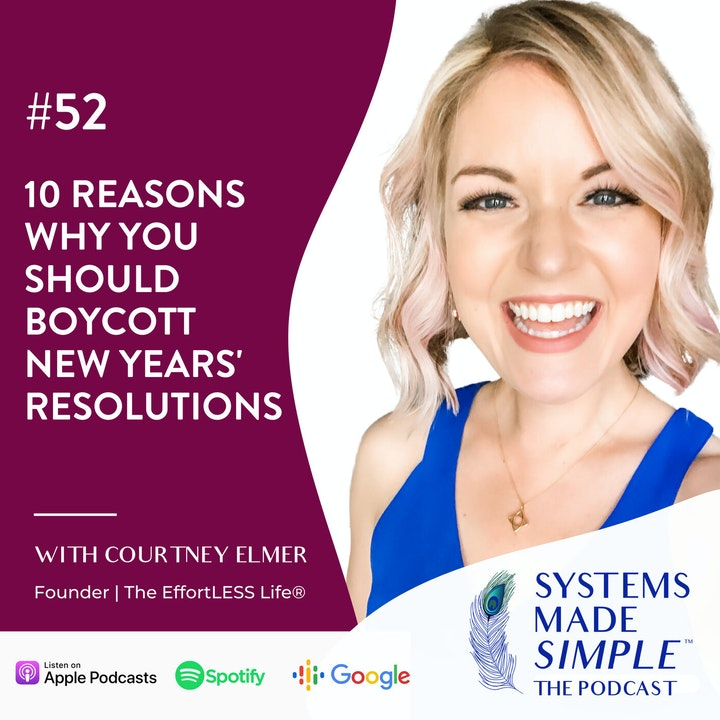 10 Reasons Why You Should Boycott New Years Resolutions