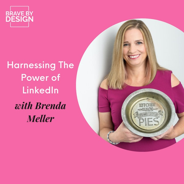 The Power of LinkedIn with Brenda Meller Image