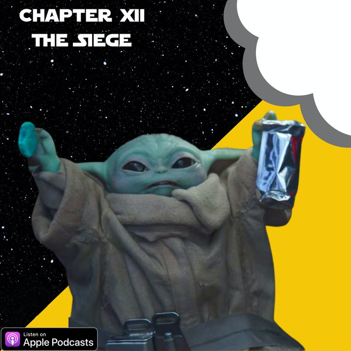 The Mandalorian Chapter 12: The Siege | Star Wars