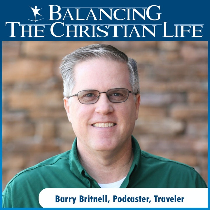 Exploring Bible Lands: An Interview with Barry Britnell