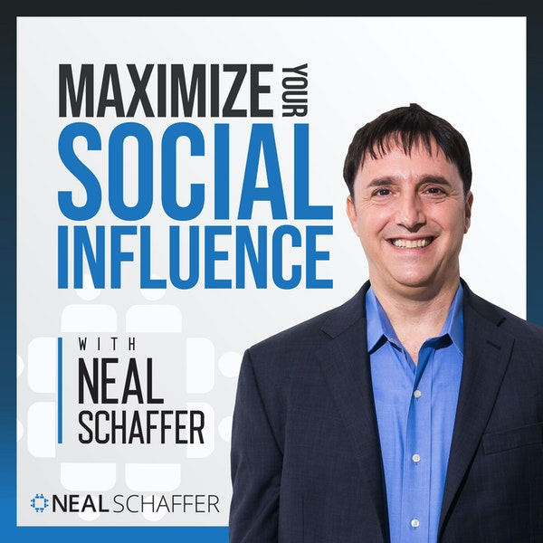 46: Is Social Media Marketing World the Best Social Media Conference? [Michael Stelzner Interview] Image