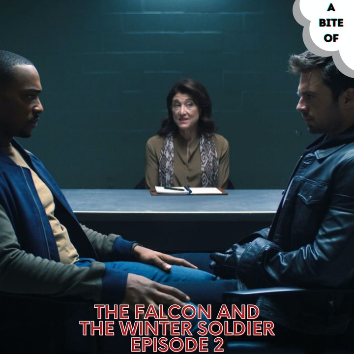 The Falcon and The Winter Soldier: The Star-Spangled Man | Marvel