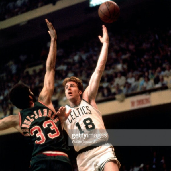Dave Cowens: Hall of Fame legend, 2x NBA Champion, MVP, 8x All-Star and Boston Celtics great - AIR125