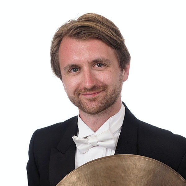 Tomasz Kowalczyk, Acting Principal Percussionist of the Sarasota Orchestra and SCF Percussion Instructor, Joins the Club Image