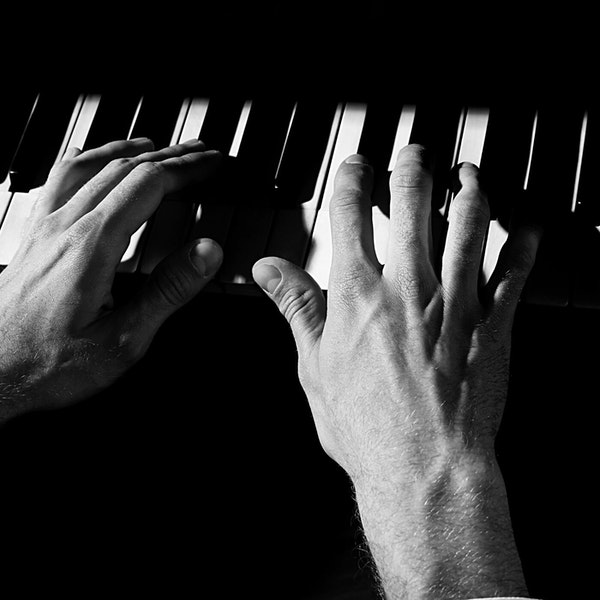 Locked Hands, Dominant Voicings Image