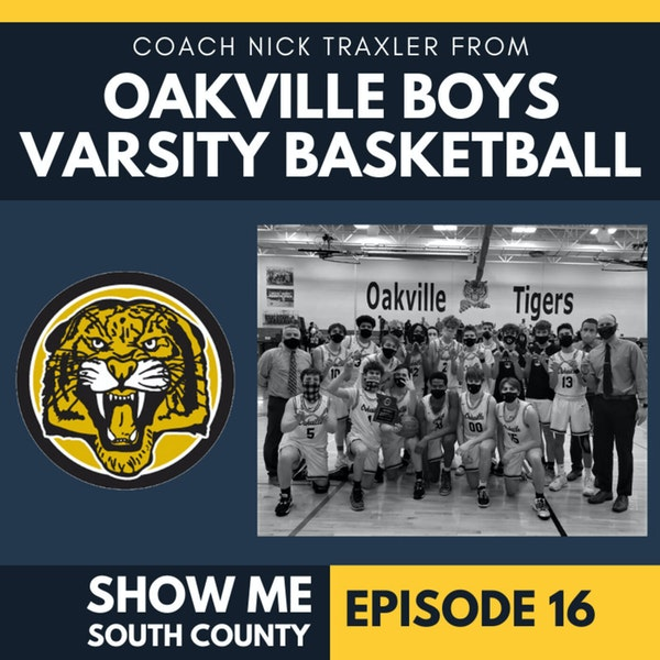 Oakville Tigers Boys Varsity Basketball Coach Nick Traxler