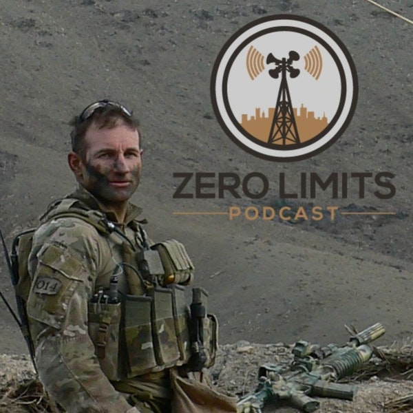 Ep.27 Clancy Roberts former 2 Commando Special Forces Operator / Sniper Team Leader Image