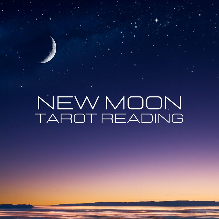 New Moon Tarot Reading - December 14, 2020