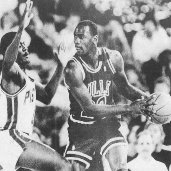 Michael Jordan's fourth NBA season - December 5 through 18, 1987 - NB88-5 Image