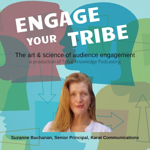 How leaders can navigate tricky terrain w/ Suzanne Buchanan Image