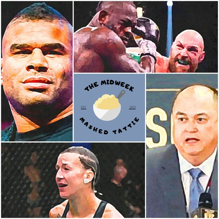 EP32 - Combat Spuds 06 - Could Tyson Fury be the G.O.A.T. ???