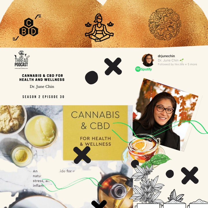 Cannabis & CBD For Health & Wellness With Dr. June Chin S 2 EP 30