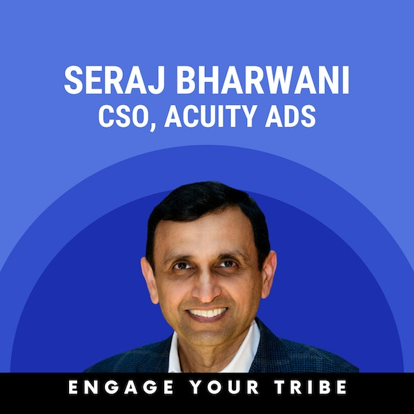 """Breaking out of the """"messy middle"""" of the buyer's journey w/ Seraj Bharwani Image"""