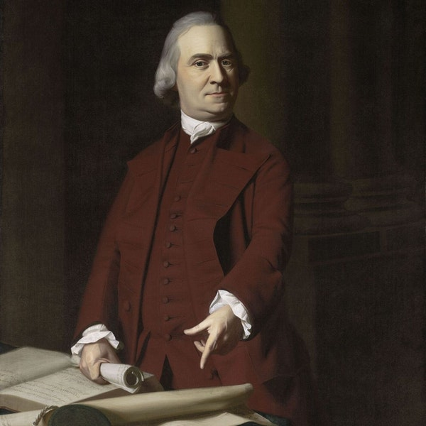 Episode 59: Samuel Adams - An American Brew of Oratory and Republicanism Image