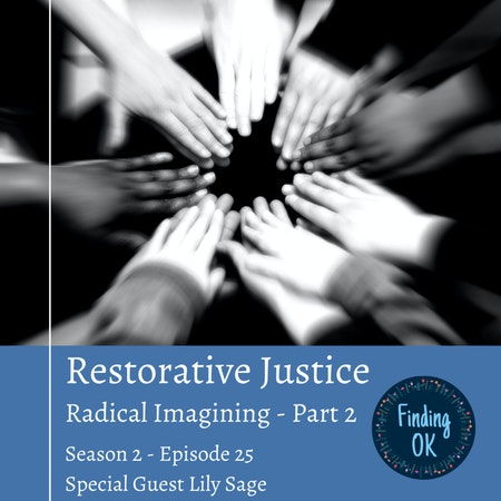 Restorative Justice - Radical Imagining - Part 2 Image