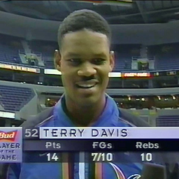 Terry Davis: (MCI) Center of Attention - survival, adversity and conquering long odds - AIR120 Image