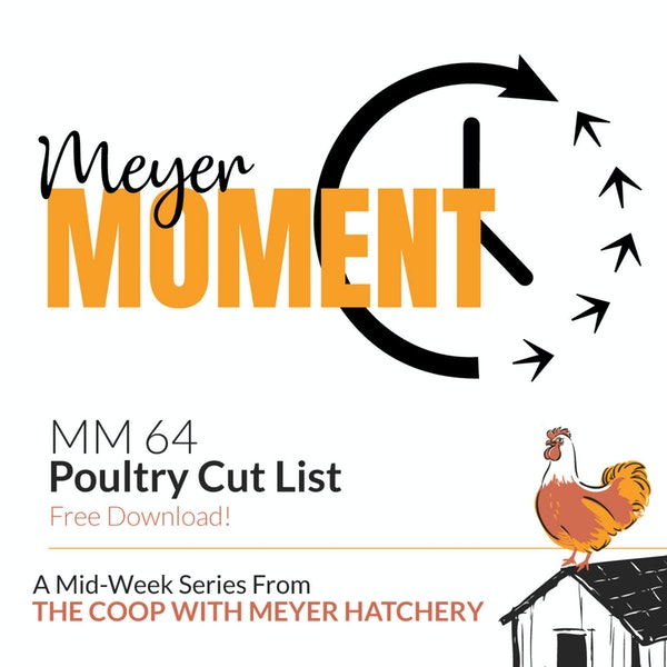 Meyer Moment: Poultry Cut List Image
