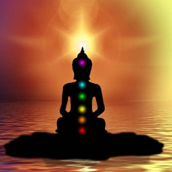 Guided Chakra Meditation To Unblock & Activate All 7 Chakras Image