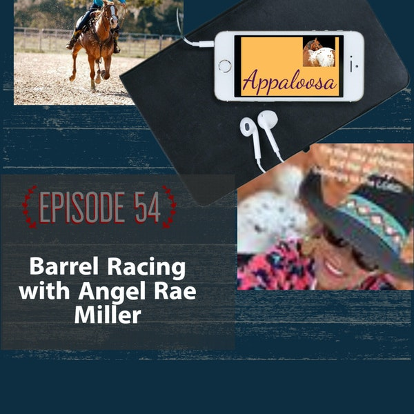 Barrel Racing with Angel Rae Miller Image