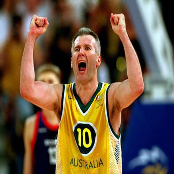 Andrew Gaze: Two-time NBL Champion, five-time olympian, NBA Champion and Aussie icon - AIR004 Image