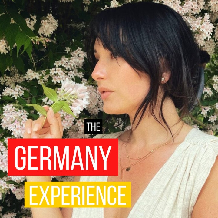 The German dream, mental health as a content creator, and toxic positivity (Aspen from the USA)