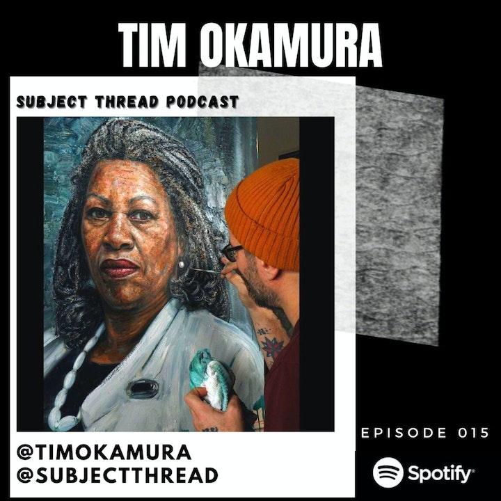 Art And Japanese History With Tim Okamura Full Episode 015