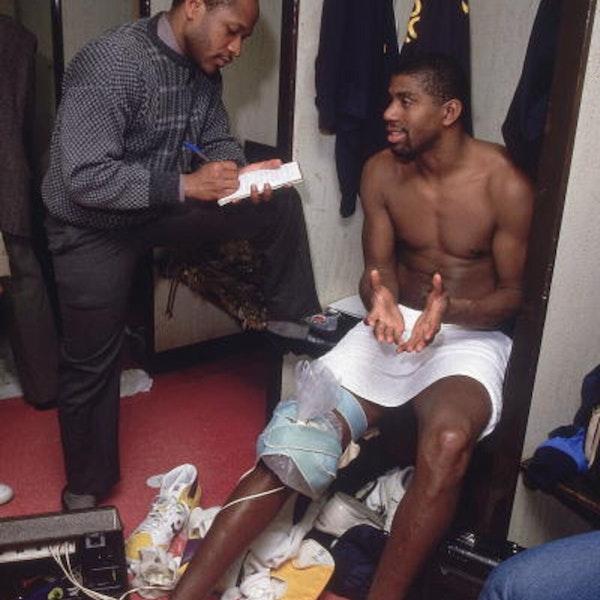 Michael Jordan's second NBA season - January 8 through 22, 1986 - NB86-8 Image
