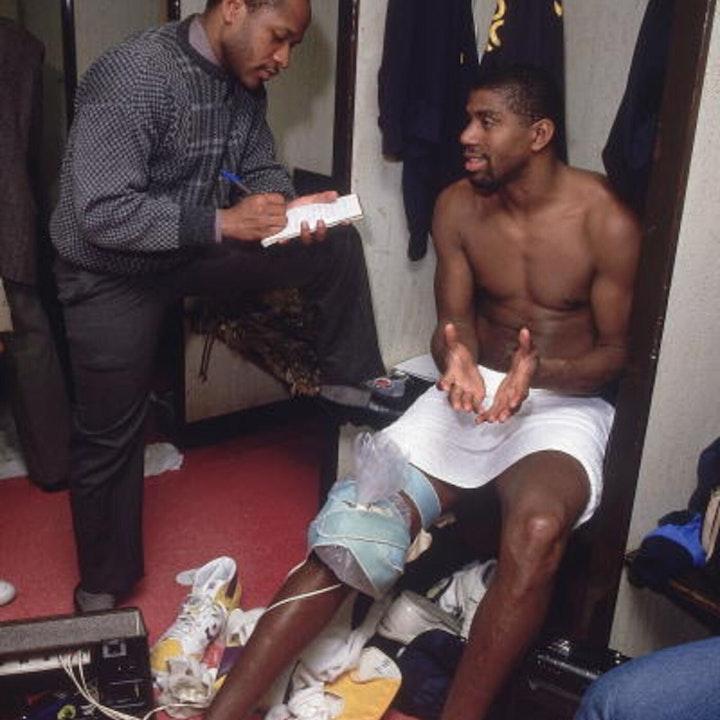 Michael Jordan's second NBA season - January 8 through 22, 1986 - NB86-8