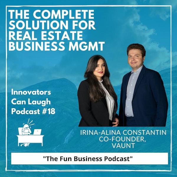 Vaunt - the Complete Solution for Real-estate Business Management Image