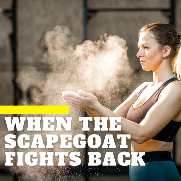 The Family Scapegoat: When The Scapegoat Fights Back Image