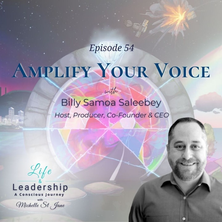 Amplify Your 🎤 Voice 🔮 | Billy Samoa Saleebey - Social Audio Influencer