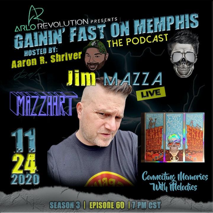 Jim Mazza | Concert Gig Poster Artist