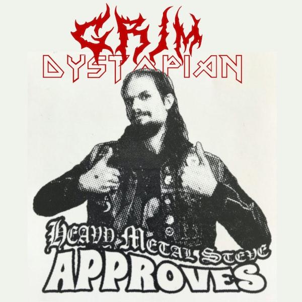 Heavy Metal Steve Approves! Image