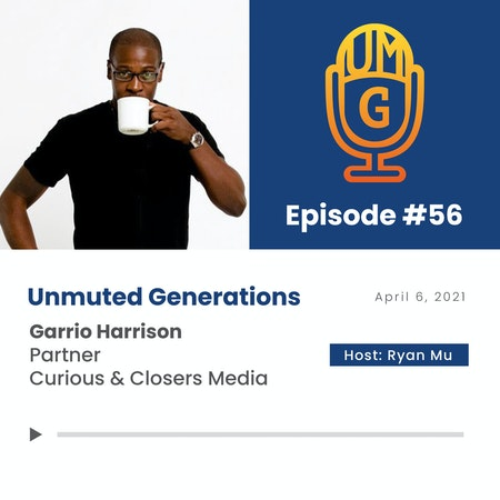 """Garrio Harrison: Adopting a Curious & """"Always Learning"""" Entrepreneurial Mindset with Curious & Closers Media Image"""