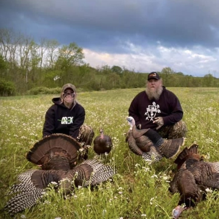 Spring turkey double up!
