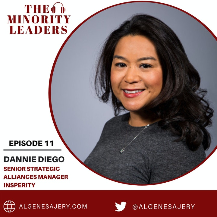 The Minority Leaders, featuring Dannie Diego, Senior Strategic Alliances Manager, Insperity