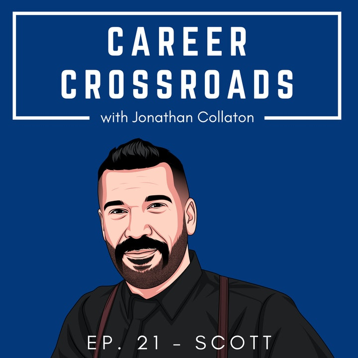 Scott – From Law, to Silk Screen Printing, to Small Business Consulting