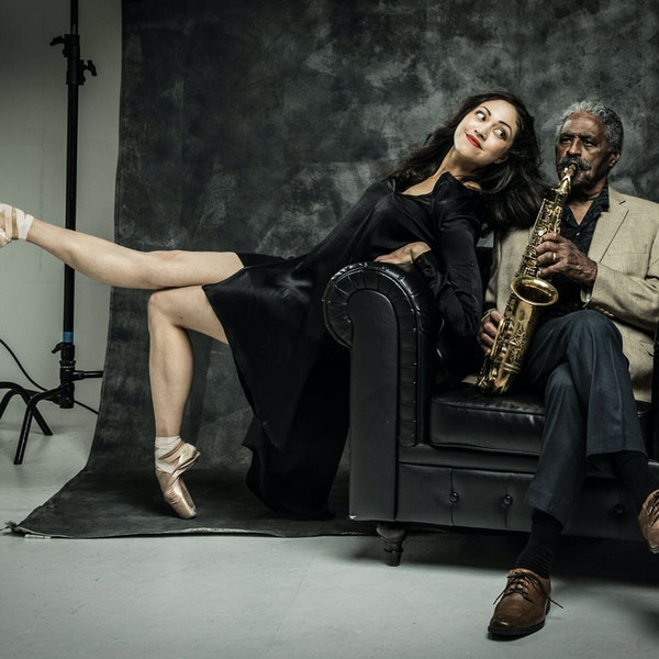 Episode 7 - The Jazz Dance Suites - A conversation with the Charles McPherson family about a wonderful collaboration between jazz music and dance. Image