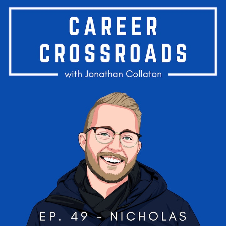Nicholas – From Business to Film Production