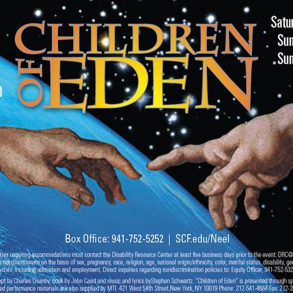 The SCF Musical Theatre Ensemble Presents Stephen Schwartz's Children of Eden Image