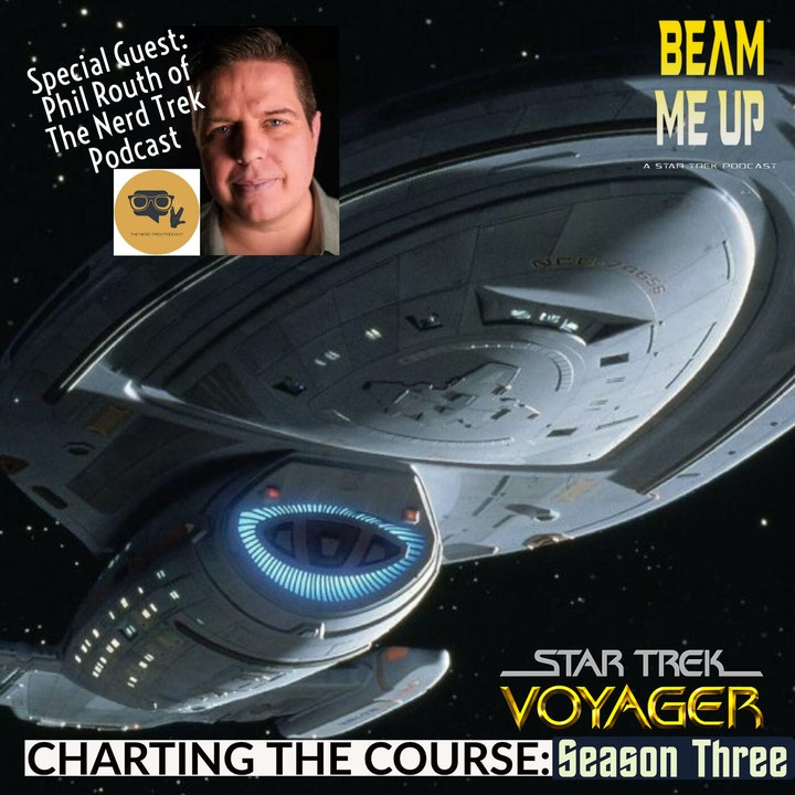 Charting the Course - Star Trek: Voyager Season 3
