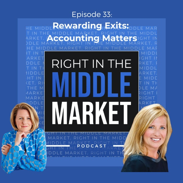 Ep33: Rewarding Exits: Accounting Matters