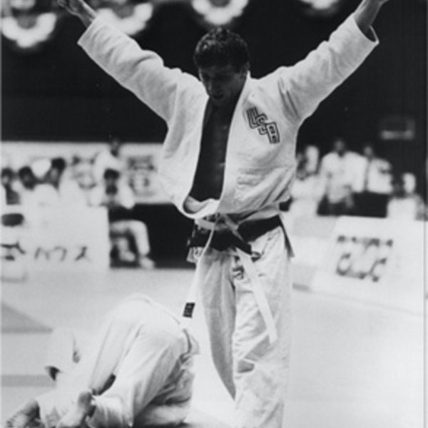 Mike Swain - World Judo Champion Image