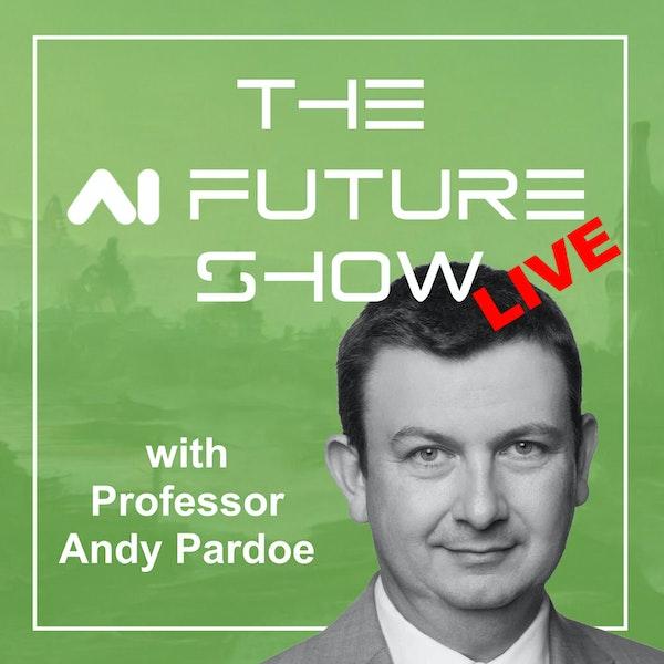 Live Show with Professor Nigel Crook (S2 E1)
