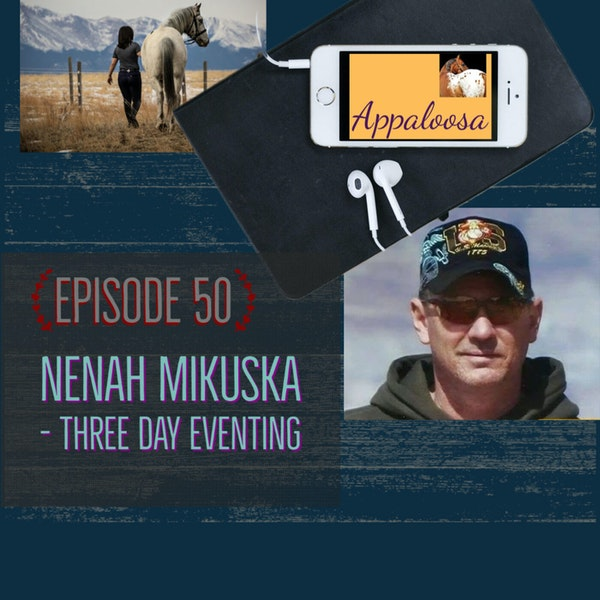 Nenah Mikuska - Three Day Eventing Image