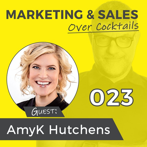 023: Everything We Want Is On The Other Side of a Tough Conversation, with AmyK Hutchens Image