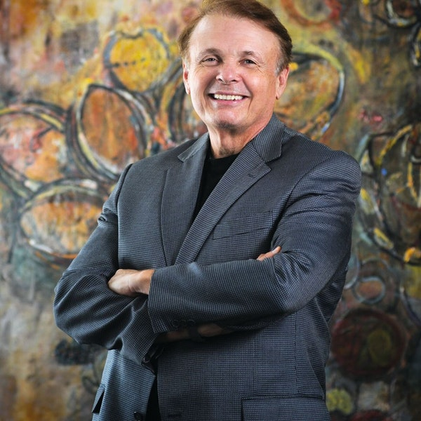 The Ringling College of Art and Design's President, Dr. Larry Thompson, Joins Our Club Image