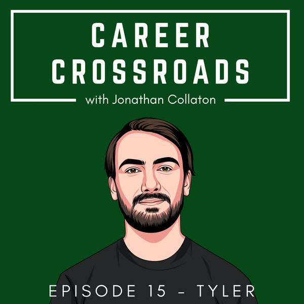 Tyler – Hockey Broadcaster With A Pit Stop Image