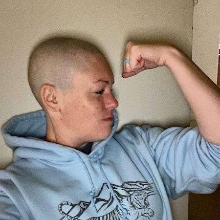 Rebecca Redlines Cancer - Part 3 Image